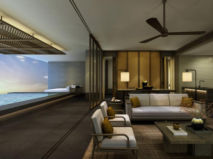 khách sạn 6 sao ở Phú Quốc - Regent Phu Quoc phòng