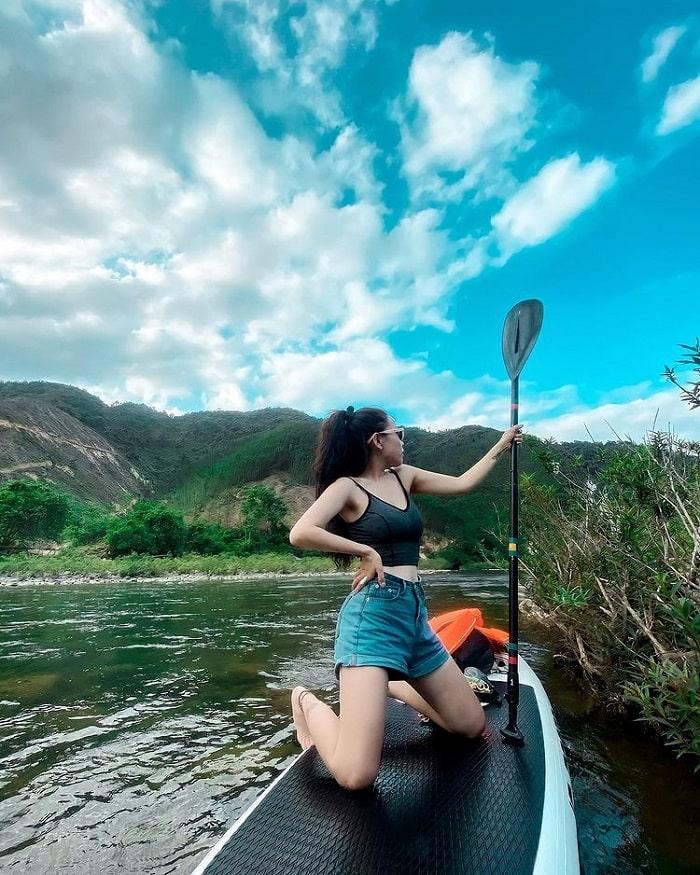 Khám phá dòng sông Cu Đê
