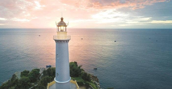 Khu di tích Dốc Khoai  - hải đăng Cô Tô