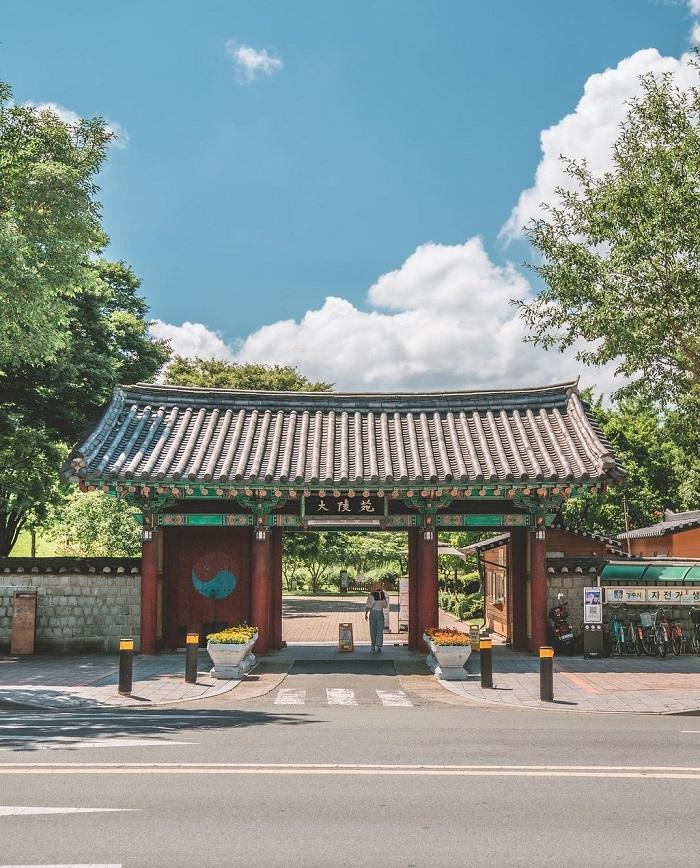 Thành phố cổ kính Gyeongju - Kinh nghiệm du lịch Gyeongju