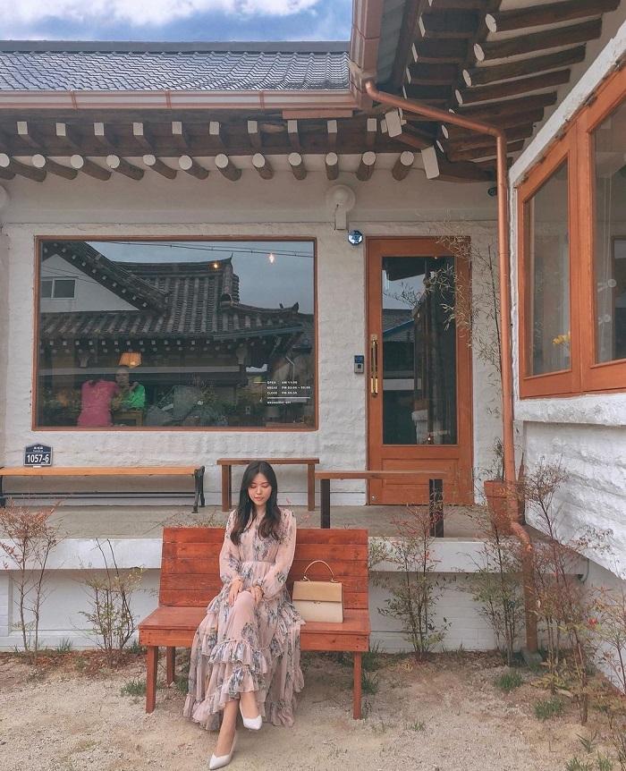 Một quán ăn truyền thống Hàn Quốc ở Gyeongju - Kinh nghiệm du lịch Gyeongju