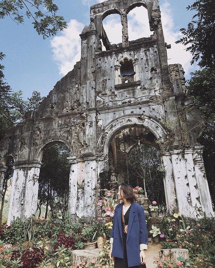 Kinh nghiệm du lịch Chư Păh thăm giáo đường H'bâu