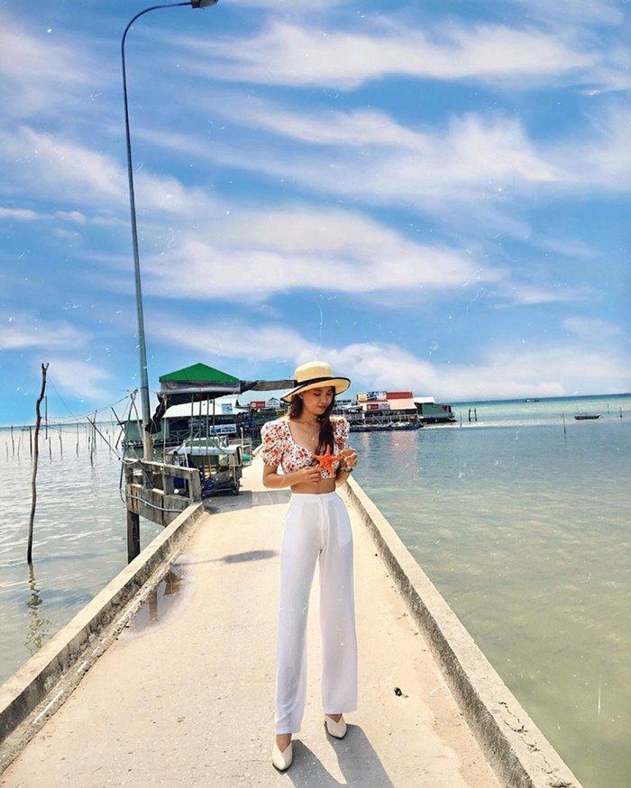 làng chài ở Nha Trang đẹp