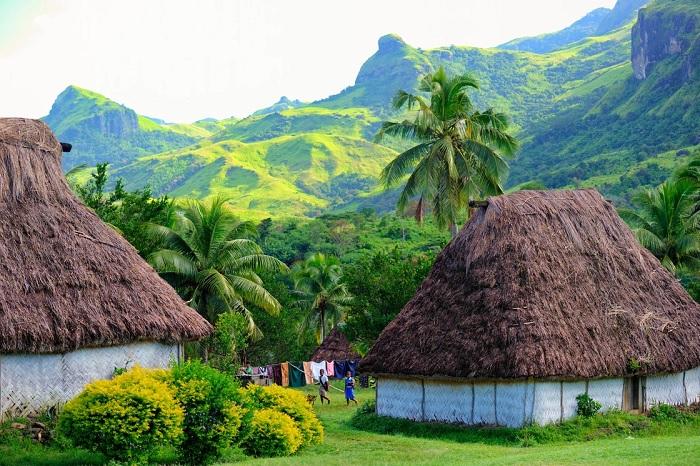 Ghé thăm một ngôi làng Fiji - Quần đảo Fiji