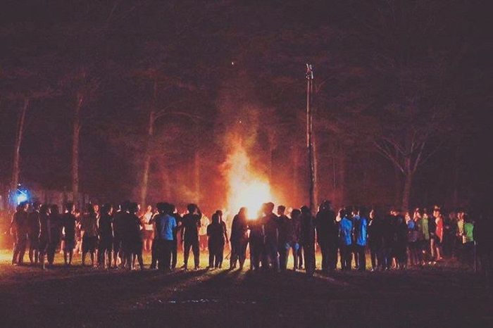 Fosaco Eco Village - campfire -
