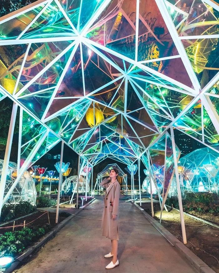 Cảnh đẹp trong Lễ hội ánh sáng Ma Cao - Lễ hội ánh sáng đẹp nhất thế giới