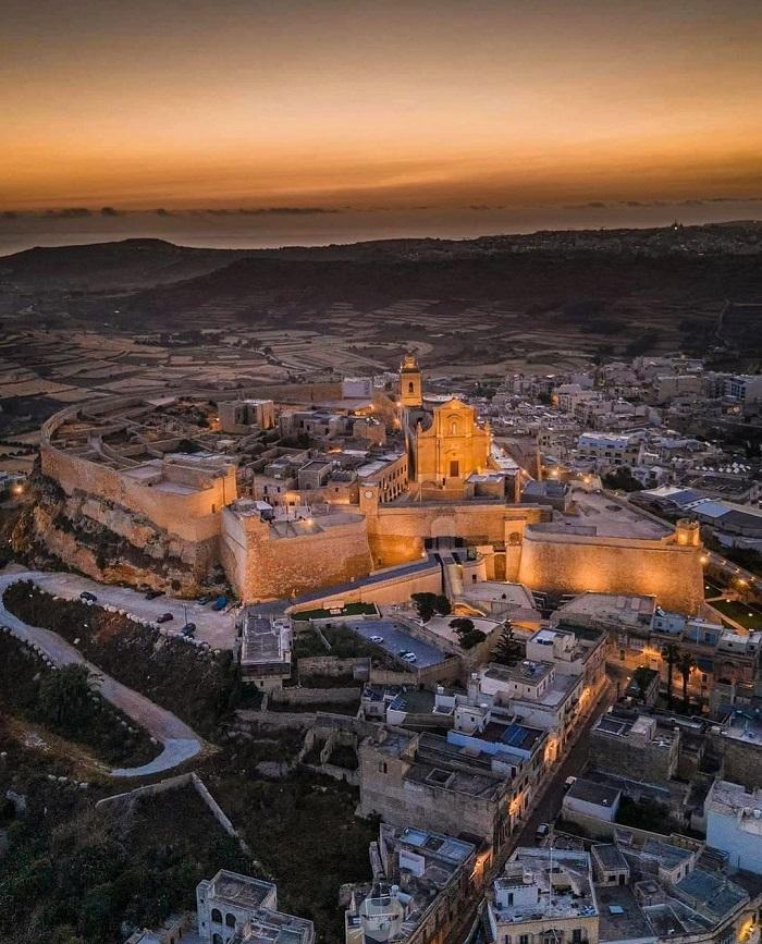 Thành phố Rabat - Du lịch Malta
