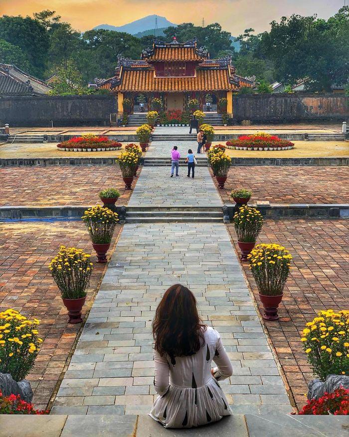 Lăng Đồng Khánh nhà Nguyễn - Nên đến tham quan