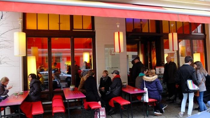 Monsieur Vuong - Nhà hàng Việt ở Berlin