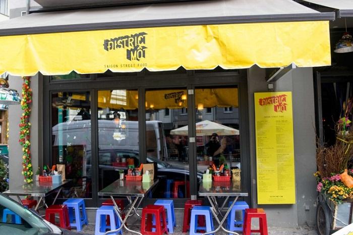 District Một - Nhà hàng Việt ở Berlin nổi tiếng