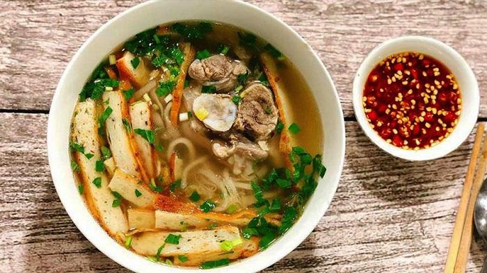 Hương vị món cháo canh Quảng Bình