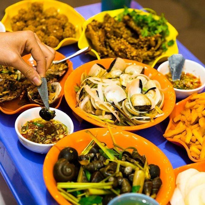 Bồ Xuyên con phố ẩm thực ở Thái Bình
