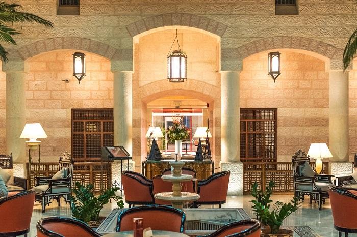 Mövenpick Resort Petra - Du lịch Petra Jordan