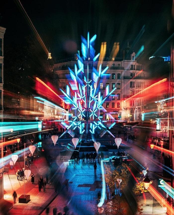 Tham gia Lễ hội Fête des Lumières - Lễ hội ánh sáng đẹp nhất thế giới