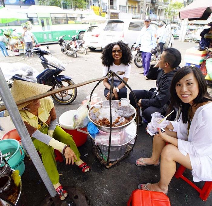 Saigon Chinatown - food discovery