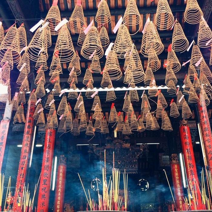 Saigon Chinatown - Tam Son Hoi Quan