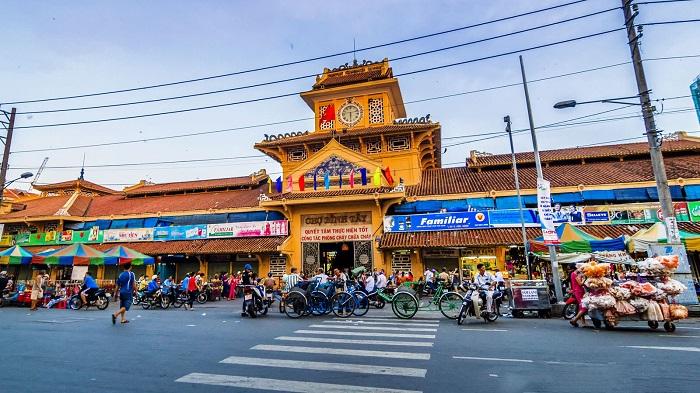 Saigon Chinatown - where?
