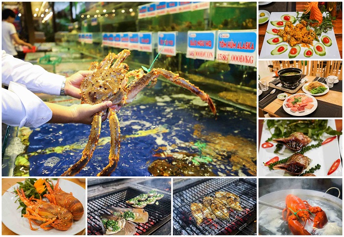 Truong Thuy Thien Cam - The address of a delicious restaurant in Thien Cam