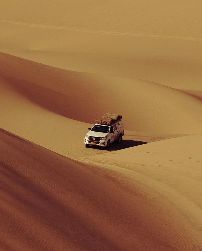 Sa mạc Namibia