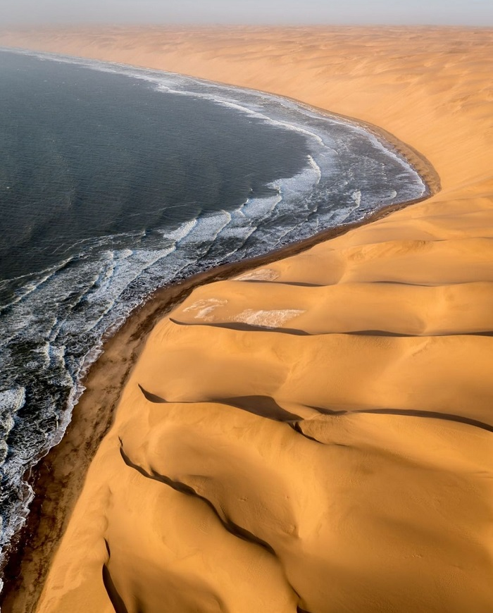 Nơi sa mạc gặp đại dương - Sa mạc Namibia