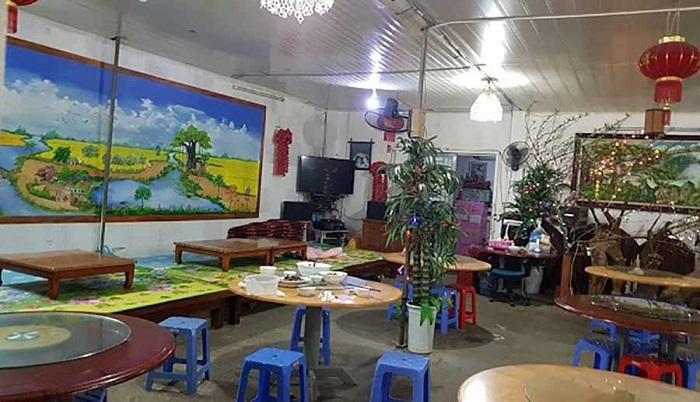 Quán Sáng Tàu - Địa chỉ quán ăn ngon ở Bắc Hà