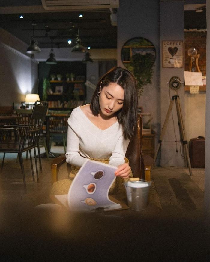 dịch vụ chu đáo - điểm cộng của tiệm cà phê xuyên không Đài Loan