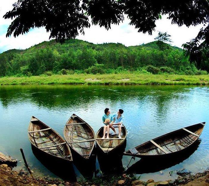 Hon Giao rock spring tour in Khanh Hoa