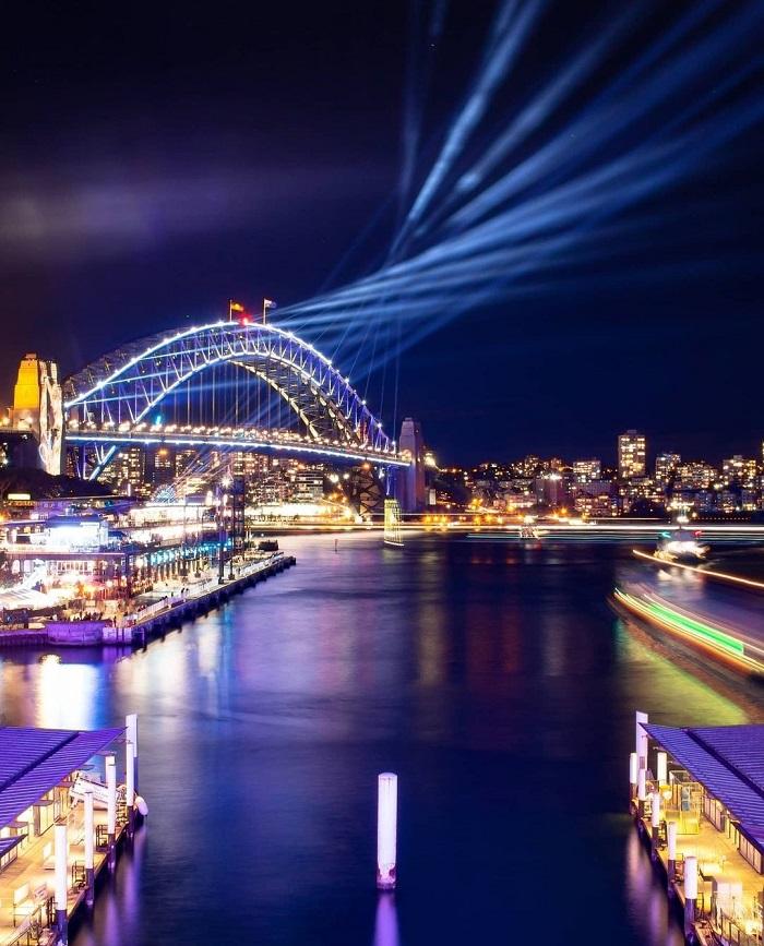 Lễ hội ánh sáng Vivid, Sydney - Lễ hội ánh sáng đẹp nhất thế giới
