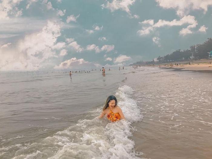tắm - hoạt động phải thử tại Bãi biển Đồi Dương