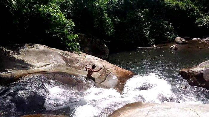 kinh nghiệm du lịch Đắk Glong thác Liêng Rơm
