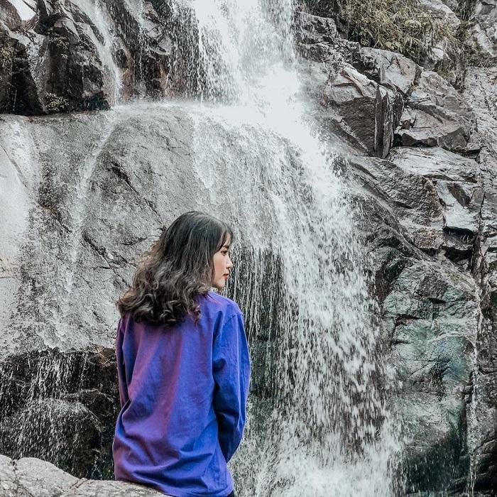 Những thác nước đẹp ở Quảng Ninh- thác sông Mooc nổi tiếng