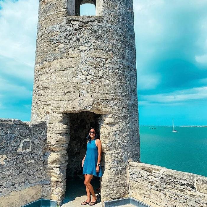 St.Augustine - thị trấn cổ ở Mỹ đẹp như họa