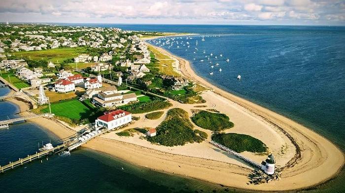 Nantucket - thị trấn cổ ở Mỹ đẹp như họa