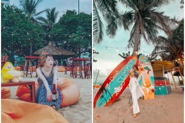 Z Beach Nha Trang - thiên đường 'chill' tuyệt đẹp ai đến cũng muốn check in 1 tấm