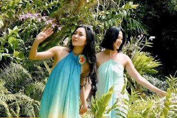 Thăm đảo Hoa Lan Nha Trang thiên đường trong veo nơi xứ trầm hương