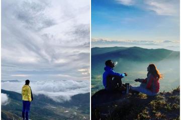 Trekking Chư Nâm thưởng ngoạn cảnh sắc mê hoặc ngắm trọn cao nguyên mênh mang