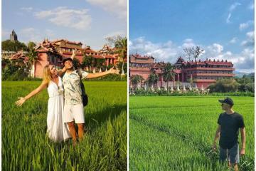 Check-in Pháp viện Thánh Sơn - 'tiểu Myanmar' đẹp huyền bí tại Khánh Hòa