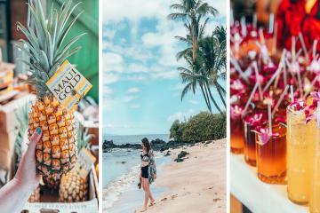 Du lịch đảo Maui - Hòn ngọc xanh tuyệt đẹp nằm giữa Thái Bình Dương