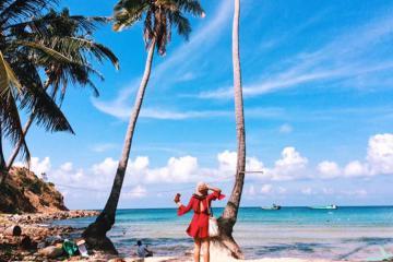 Điểm danh 8 bãi biển đẹp ở miền Tây nổi tiếng hút khách quanh năm