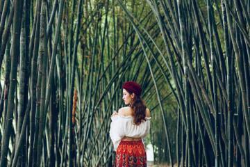 Khu du lịch sinh thái Bamboo Garden - thiên đường sống ảo đậm chất cổ trang ở Hậu Giang