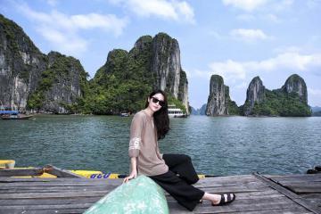 Chiêm ngưỡng các làng chài ở Hạ Long ngắm cảnh đẹp mê hoặc lòng người