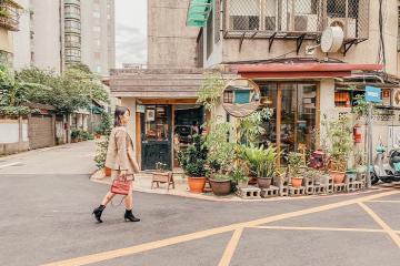 Đột nhập tiệm cà phê xuyên không Đài Loan đang 'sốt rần rần'