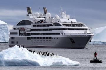 Du thuyền Nam Cực đưa bạn đến vùng đất hoang dã cuối cùng trên trái đất