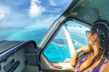 Khám phá kỳ quan dưới đại dương Great Blue Hole trên vùng biển Caribe