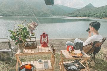 Hồ Long Mỹ - điểm dã ngoại lý tưởng tại Quy Nhơn