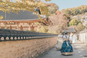 Khám phá truyền thống và phong tục cổ xưa tại ngôi làng cổ lớn nhất ở Hàn Quốc