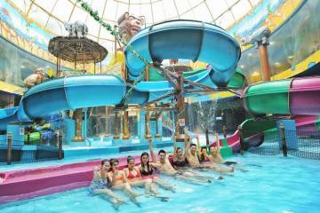 Giải nhiệt ngày hè với các khu du lịch gần Sài Gòn có hồ bơi ngắm cảnh đẹp và thư giãn