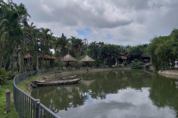 Khu sinh thái Villa H2O Hóc Môn - thiên đường nghỉ dưỡng, vui chơi số 1 tại Sài Gòn