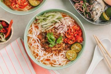 Test ngay những quán ăn ngon ở Penang đông nghịt khách