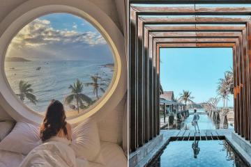 Quên sầu tại các resort Quy Nhơn view biển đẹp như thơ